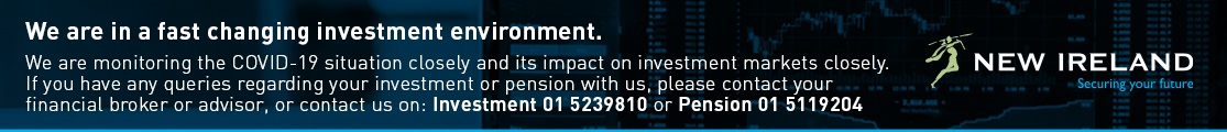 If you have any queries regarding your investment or pension with us, please contact your financial broker or advisor or contact us on 01 617 2000